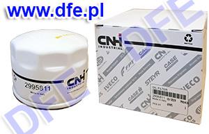 2995811 filtr oleju Iveco